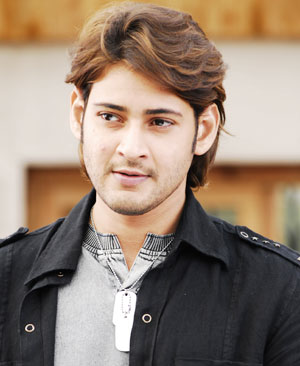 famous hero mahesh babu wallpapers