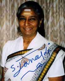 S.Janaki