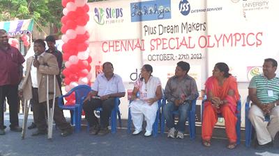 Special Olympics 2012 at Chennai