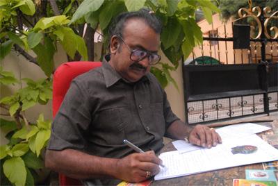 Writer Rajeshkumar